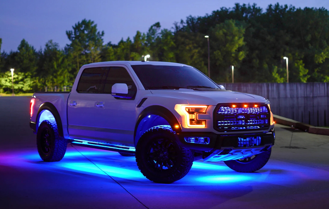Transform Your Car With Car Lighting